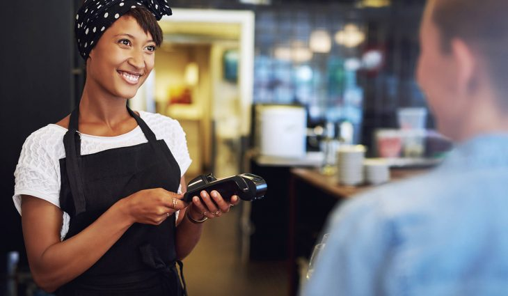 Point of sale integration for quick service restaurants (QSRs) within the Famous Brands franchise.